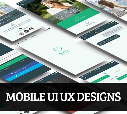 Web & Mobile UI UX Designs for Inspiration – 86