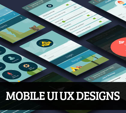 Web & Mobile UI UX Designs for Inspiration – 88
