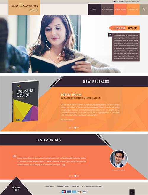 Online Book Shop By dinesh dino