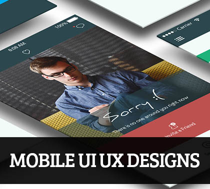 Web & Mobile UI UX Designs for Inspiration – 89