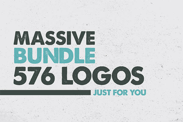 900+ Amazing Logos Bundle Available in .AI & .PSD - 3