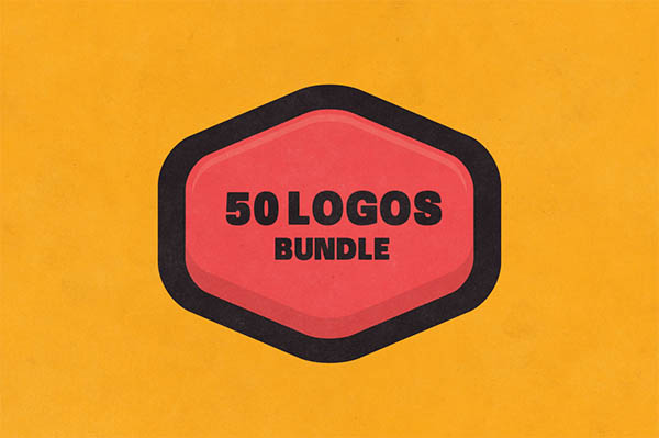 900+ Amazing Logos Bundle Available in .AI & .PSD - 6