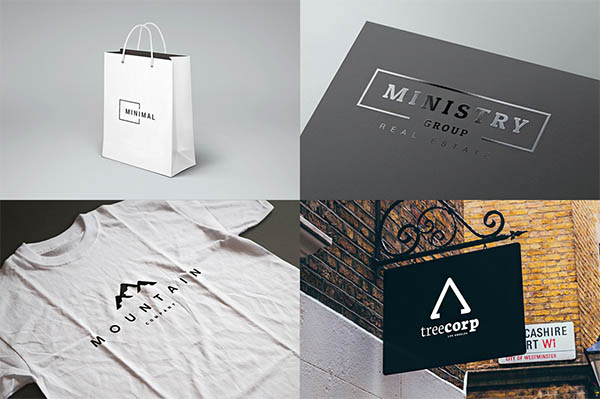 900+ Amazing Logos Bundle Available in .AI & .PSD - 26