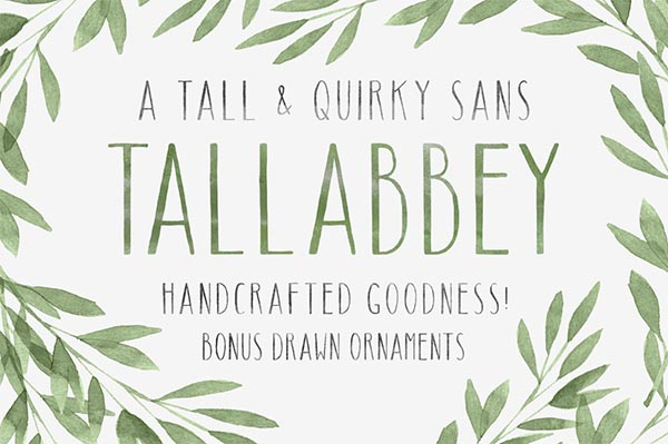 Awesome Font & Texture Bundle for Designers - 4