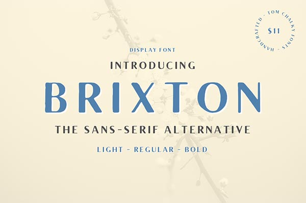 Awesome Font & Texture Bundle for Designers - 14