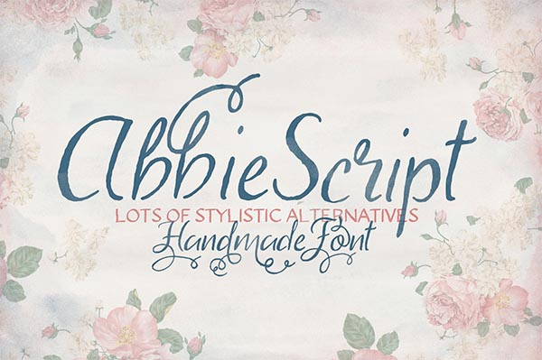 Awesome Font & Texture Bundle for Designers - 16