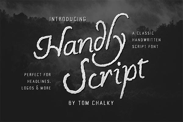 Awesome Font & Texture Bundle for Designers - 21
