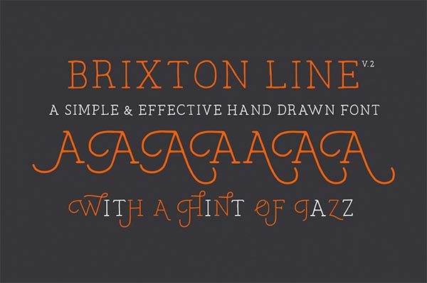 Awesome Font & Texture Bundle for Designers - 27