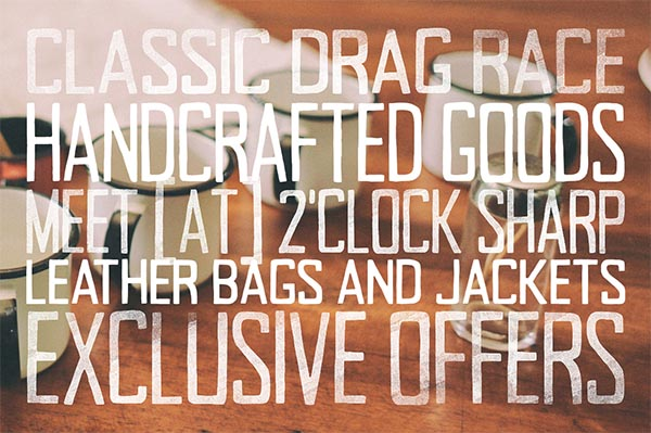 Awesome Font & Texture Bundle for Designers - 29