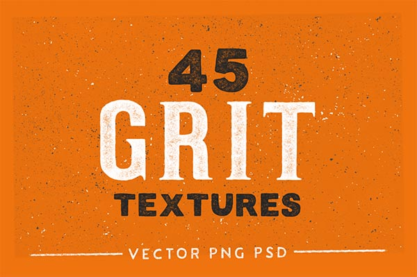 Awesome Font & Texture Bundle for Designers - 34