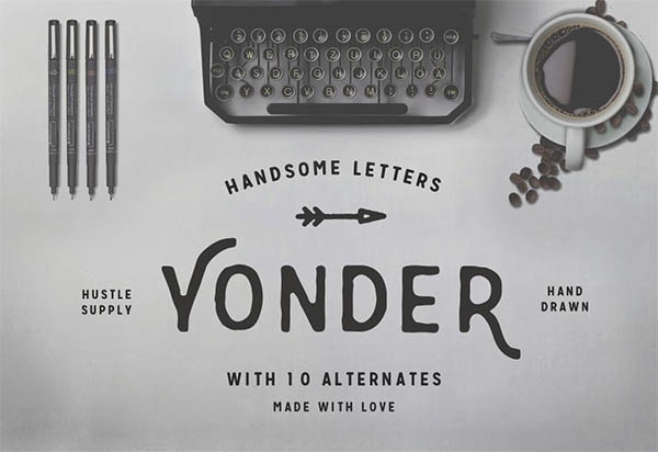 12 Creative Highest-Quality Fonts for Graphic Designers - 2