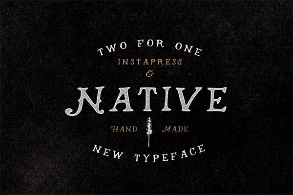 12 Creative Highest-Quality Fonts for Graphic Designers - 7
