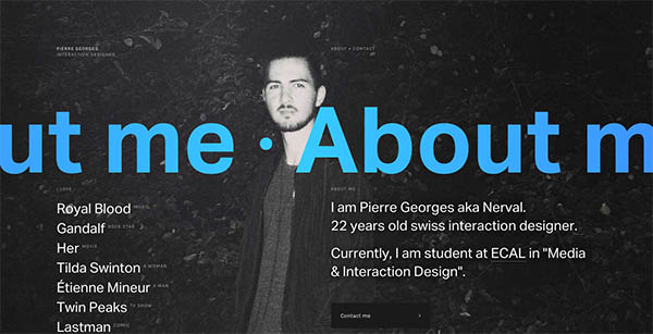Pierre Georges — Nerval By Pierre Georges — Nerval