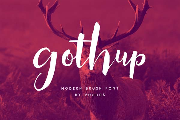 Free Stylish Fonts for Designers - 10