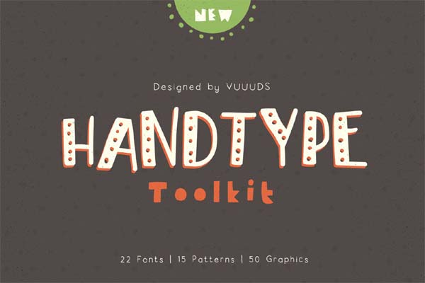 Free Stylish Fonts for Designers - 12