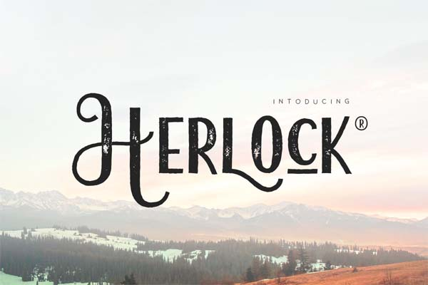 Free Stylish Fonts for Designers - 13