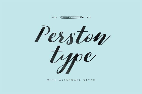 Free Stylish Fonts for Designers - 17