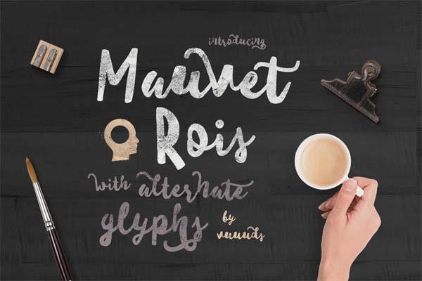Free Stylish Fonts for Designers - 20