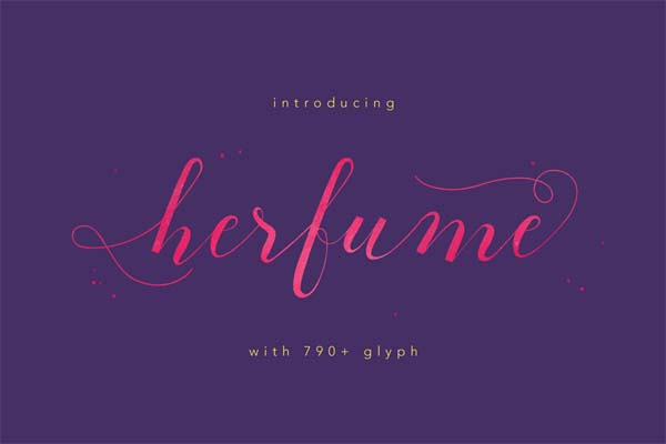 Free Stylish Fonts for Designers - 25