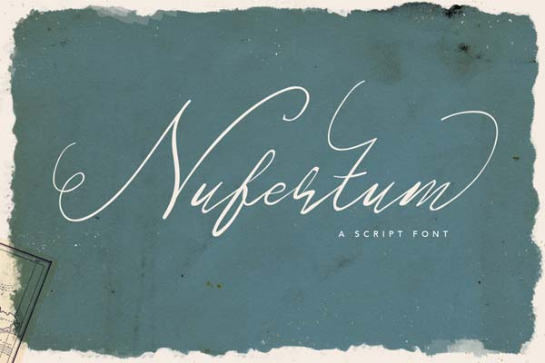 Free Stylish Fonts for Designers - 27