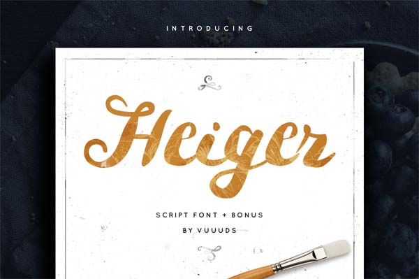 Free Stylish Fonts for Designers - 32