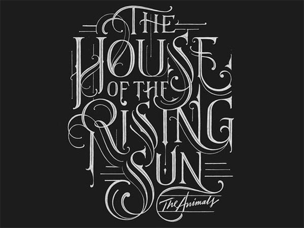 Typography Designs – 15 Fresh Typography for Inspiration - 5