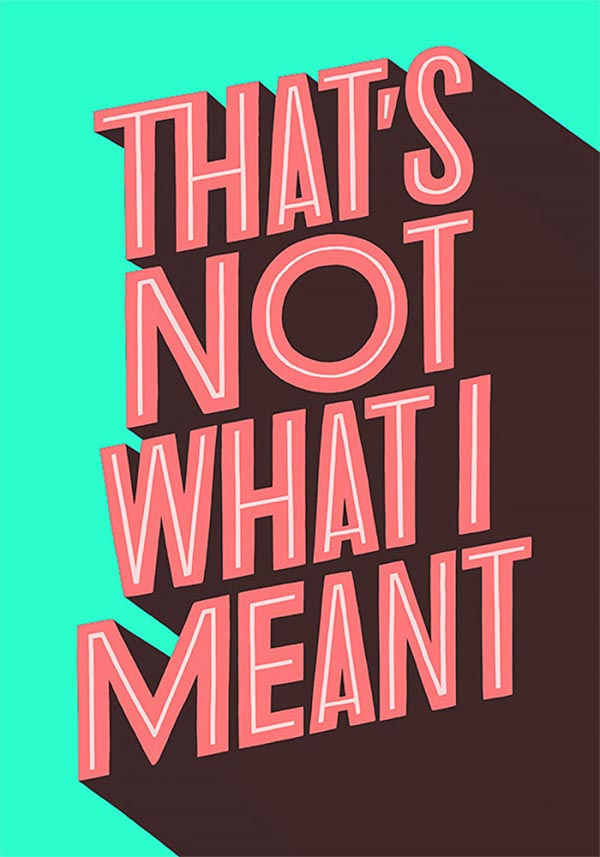Typography Designs – 15 Fresh Typography for Inspiration - 6