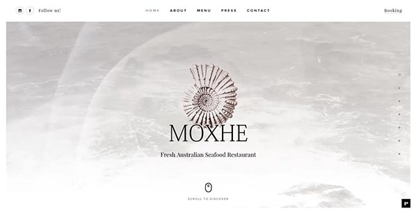 Moxhe By ReedBe