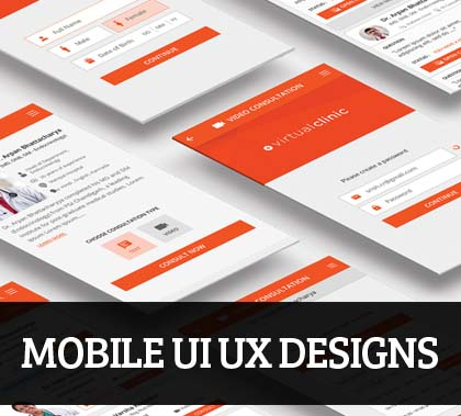 Web & Mobile UI UX Designs for Inspiration – 91