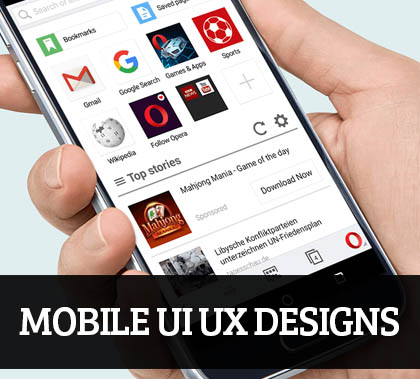 Web & Mobile UI UX Designs for Inspiration – 93