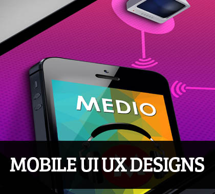 Web & Mobile UI UX Designs for Inspiration – 94