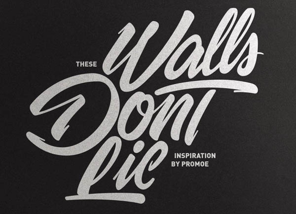 Fantastic Typography Designs – 15 Examples