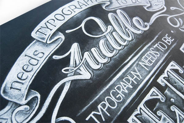 Fantastic Typography Designs – 15 Examples - 2