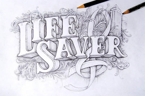 Fantastic Typography Designs – 15 Examples - 4