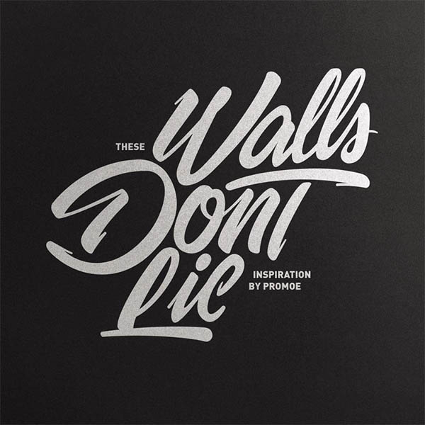 Fantastic Typography Designs – 15 Examples - 13