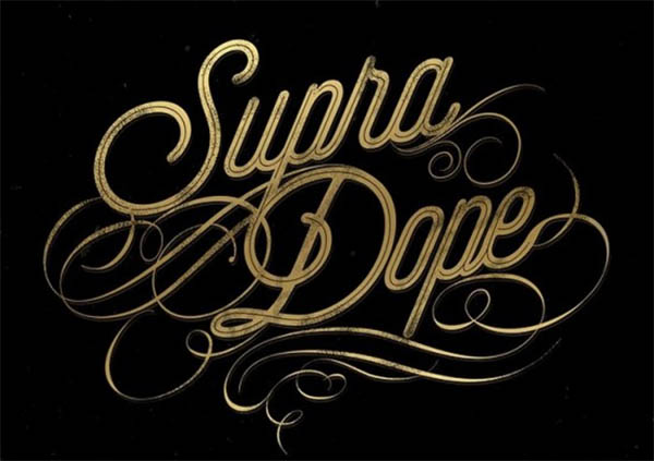 Fantastic Typography Designs – 15 Examples - 15