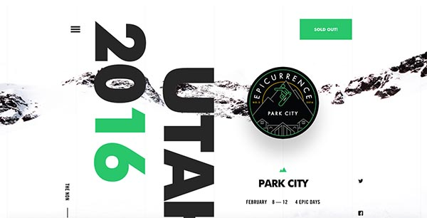 Epicurrence No. 3 — Park City, UT By Rally Interactive