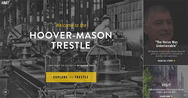 Hoover-Mason Trestle By Bluecadet
