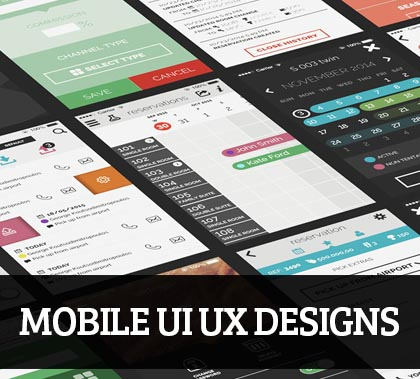 Web & Mobile UI UX Designs for Inspiration – 97