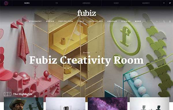 Fubiz Media By Colorz