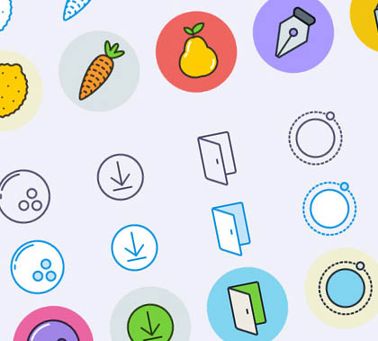 Post thumbnail of 300 Unigrid icons – Free Download