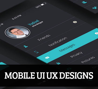 Mobile Apps UI UX Designs for Inspiration – 103