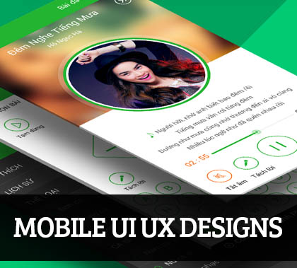 Mobile Apps UI UX Designs for Inspiration – 106