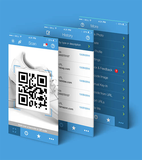 Zapper QR Code Scanner By Dennie Soetopo