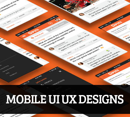 Post thumbnail of Mobile Apps UI UX Designs for Inspiration – 107