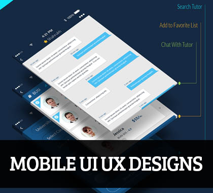 Mobile Apps UI UX Designs for Inspiration – 108