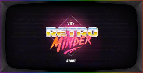 The VHS Retrominder By Viens-la