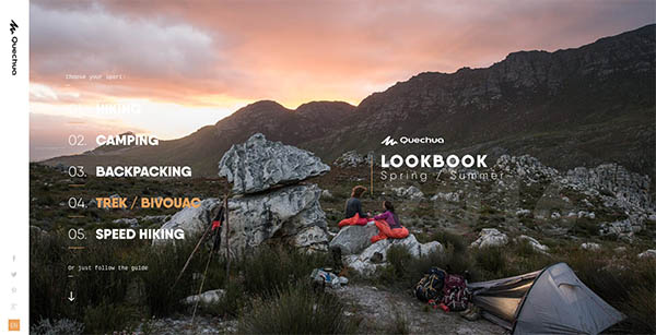 Quechua Lookbook Spring Summer 2016 By Akaru
