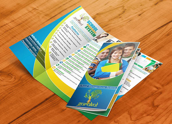 10 Amazing Professional Print Ready Brochure Design