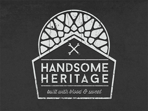 Handsome Heritage by David Schiffner